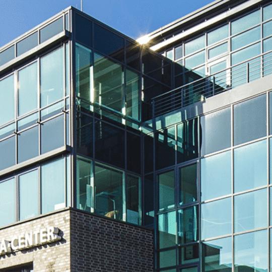 Bürogebäude-Europa-Center
