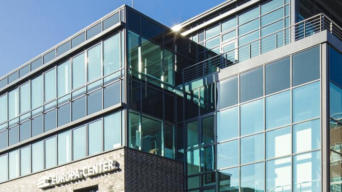 Bürogebäude-Europa-Center-AG